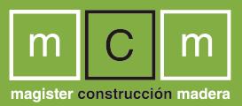 Magister en Construcción en Madera